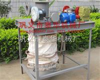 优质耐磨锰钢干灰散装机泰华SZG型技术升级