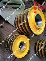 优质钢包滑轮河南德隆专业制造